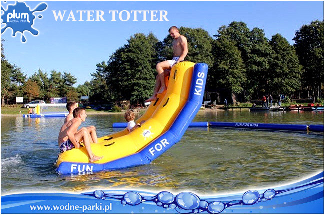 water-totter