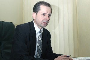 Mirosław Leśkowicz, dyrektor SP ZOZ w Siedlcach