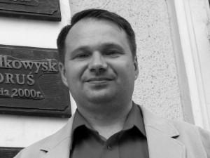 Adam Bobryk, socjolog, specjalista ds. wschodnich: Powinniśmy szukać porozumienia a nie dążyć do dalszego rozdrażniania sytuacji. Fot. AB