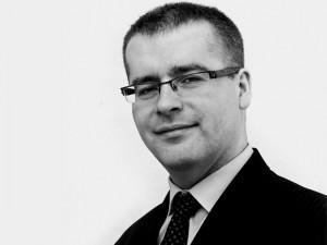 Maciej Drabio, siedlecki radny: Poziom inwestycji jest duży, ale jest też druga strona medalu. Fot. Archiwum MD