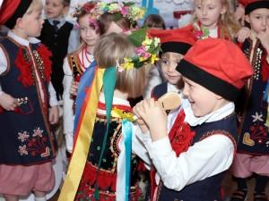 Dzieci z MP nr 15 pokazują przeróżne talenty artystyczne Fot.AB