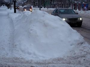 Magistrat twierdzi, że zrobił wszystko co mógł, aby zima nie sparaliżowała miasta. Fot. BG
