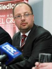 Mariusz Dobijański: Ziemia katyńska jest dla Polaków zła. Fot. AB