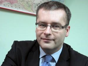 """Maciej Drabio: """"Trzeba się zadumać jak szybko można odejść z tego świata."""" Fot. BG"""