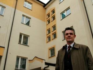 Jak dużo osób zdecyduje się na wykup mieszkań w bloku przy ul. Starowiejskiej? Fot. AB