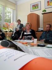 Kolejny raz nauczyciele nie zgadzają się decyzjami ministra edukacji. Tu: strajk z 2008 roku. Fot.AB