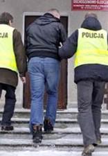 Ustalono, że 29-letni siedlczanin był głównym inicjatorem przestępstwa. Fot. KWP Radom