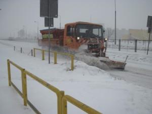 PUK zaskoczy tegoroczną zimę? Fot. BG