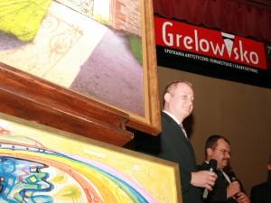 """Masters Promotion to marka. Tu: """"Grelowisko"""", impreza współorganizowana i organizowana przez stowarzyszenie. Fot. AB"""