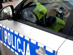 """Od dzisiaj siedlecka policja ma zacząć program """"Zero tolerancji"""". Fot. AB"""