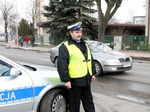 Policjanci przez 3 dni skontrolowali 313 pojazdów. Fot. AB
