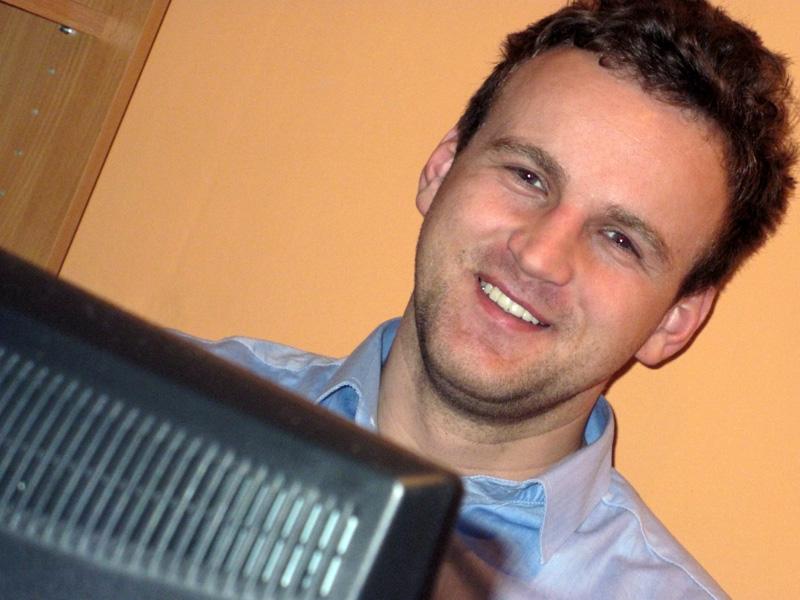 Piotr Polkowski, 26 – latek spod Mordów, student na Akademii Podlaskiej, właściciel firmy - polkowski