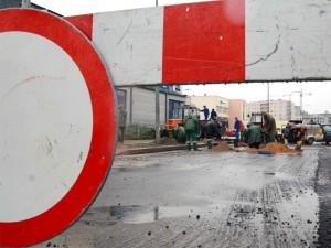 Magistrat oddał już place budowy na czterech ulicach w mieście. Fot. AB