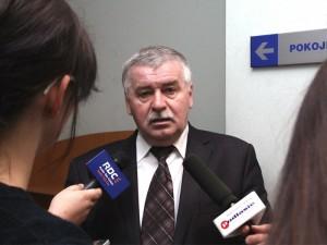Zygmunt Wielogórski: Alarm przeciwpowodziowy zastosowaliśmy profilaktycznie Fot.AB