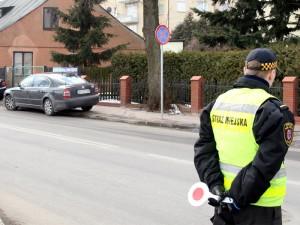 Ponad 21 tys. interwencji w 2009 roku - statystyki Straży Miejskiej w Siedlcach. Fot. AB