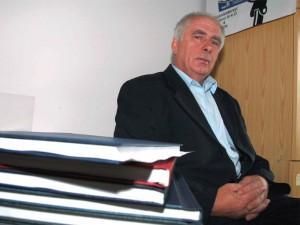 Franciszek Gryciuk w roli wykładowcy akademickiego. Od dzisiaj p.o prezesa IPN. Tu: rok 2008. Fot. AB