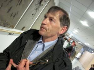 Grzegorz Kramarz, dyrektor NKJO Siedlce:- Akademia po prostu nie ma odpowiedniego poziomu kształcenia. Fot. AB