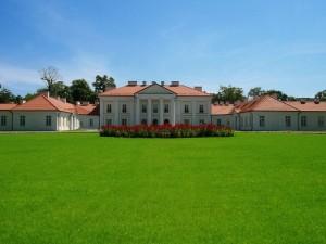 Od 1. października siedziba władz Uniwersytetu Przyrodniczo - Humanistycznego.