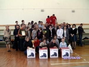 Zwycięzcy dostali atrakcyjne nagrody Fot. KMP Siedlce