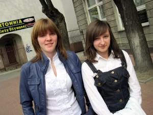 Sylwia i Iwona z PG nr 2: O radioaktywnych biedronkach sobie nie powtórzyłyśmy. Fot. BG