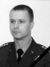 Kapitan pilot Arkadiusz Protasiuk. Fot. www.sp.mil.pl