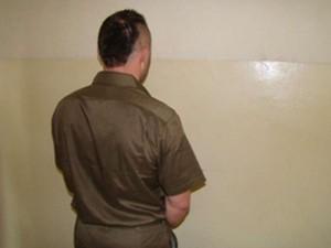 Dzisiaj 34-letni mężczyzna został skazany przez sąd. Fot. KMP Siedlce