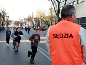 """Akcja """"Polska biega"""" to wspaniała forma promocji zdrowego stylu życia. Fot.AB"""