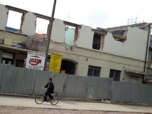 """Budynek kina """"Sojusz"""" zmieni się nie do poznania. Fot. BG"""