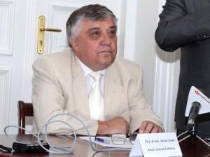 Rektor UPH prof. dr hab. Antoni Jówko. Fot. AB
