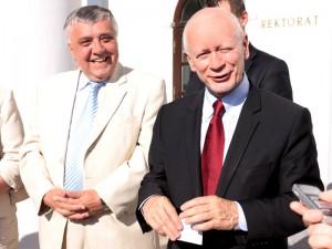 Antoni Jówko i Michał Boni.