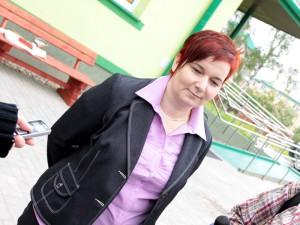 Katarzyna Graniszewska, dyrektorka placówki: Warunki są nieporównywalnie lepsze. Fot. AB