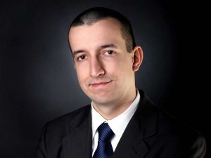 Tomasz Marciniuk Fot. arch. TM