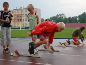 Będzie mnóstwo przeróżnych zajęć sportowych Fot.AB