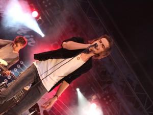 The Fraiz z Brześcia często koncertują w Polsce. W miniony weekend zawitali do Siedlec.