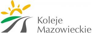Logo Kolei Mazowieckich. Źródło: KM