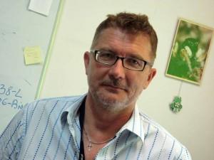 Prof. dr hab. Marek Żabka, przewodniczący Komitetu Organizacyjnego XVIII Międzynarodowego Kongresu Arachnologicznego