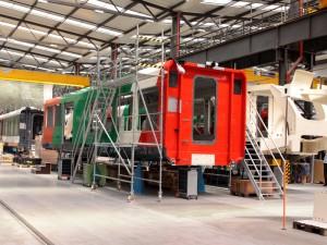 Nie wiadomo czy nowoczesne pociągi powstaną w Siedlcach.
