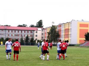 Jacek K. jest graczem siedlekiej Pogoni.