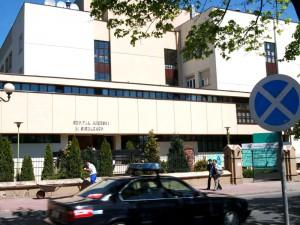 Szpital miejski kolejny raz wywołał zamieszanie w PO. Fot. BG