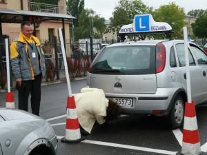 Liczbę punktów karnych zmniejszają głównie świeżo upieczeni kierowcy.