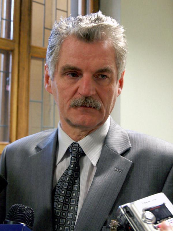 Sławomir Kurpiewski: W naszym mieście ta sprawa jest na tyle już rozwiązana, że my nigdy nie żądaliśmy pitów czy jak inne gminy druków ZUS. Fot. AB