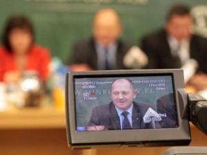 Marek Sawicki, minister rolnictwa i rozwoju wsi.