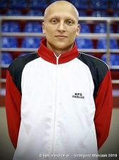 Maciej Krzaczek Fot. Grzegorz Walczak