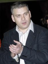 Arkadiusz Mazurkiewicz, trener MKK Siedlce. Fot. jm