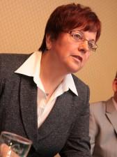 Anna Sochacka, kandydatka STS na prezydenta Siedlec.