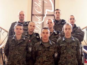 Od lewej od góry: Andrzej Sprycha, Tomasz Głowacki, Przemek Talacha, Mateusz Durka, Maciek Daniluk, Tomek Kalinowski, Mateusz Chojecki, Bartek Zielonka. Fot. A.BORKOWSKA
