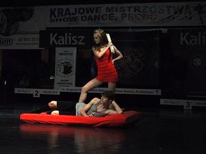 Igor Leonik i Żaneta Płudowska. Fot. arch. własne