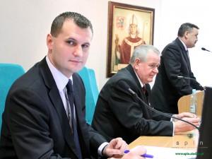 Piotr Karaś, przewodniczący rady miasta: Decyzja o utworzeniu dziewiątej komisji to inicjatywa różnych ugrupowań. Fot. AB