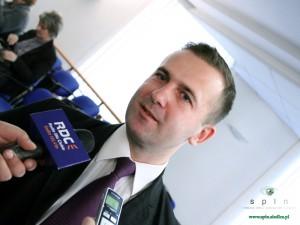 Jacek Garbaczewski - od sierpnia w ARM Siedlce. Fot. AB