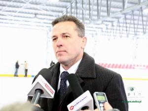 Andrzej Sitnik złożył rezygnację Fot. AB